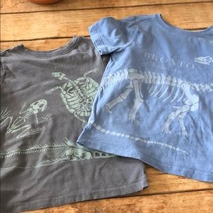 Old Navy size 5 T shirt bundle